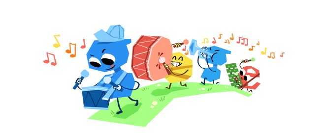 Google celebra el Día del Niño en México con doodle animado