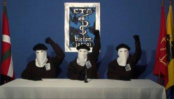 Grupo separatista ETA anunciará mayo su disolución definitiva