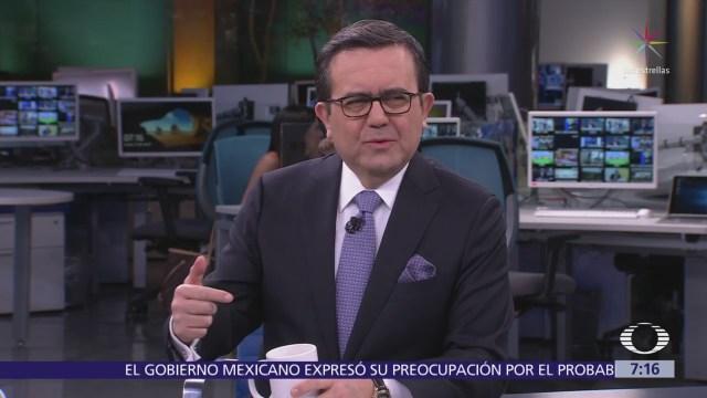 Guajardo informa en Despierta sobre avance en negociación del TLCAN