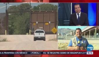 Guardia Nacional estuvo en la frontera en 2010