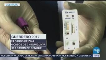 Guerrero Refuerza Acciones Contra Dengue Zika Chikungunya