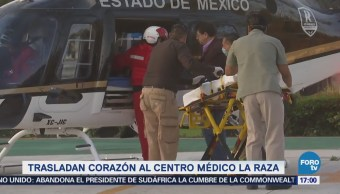 Donación Órganos Cambia Vida 5 Personas Centro Médico Raza