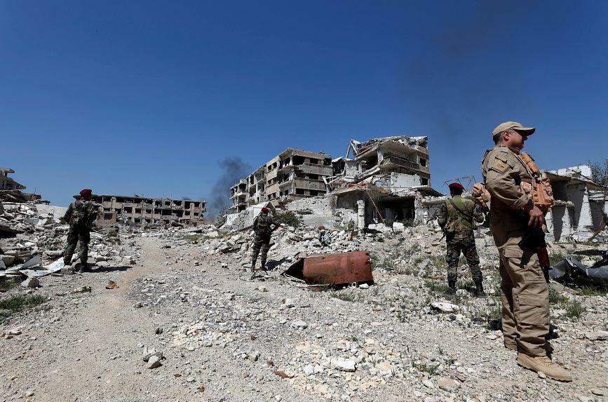 Evacuación de los últimos rebeldes de Guta Oriental comienza en Siria