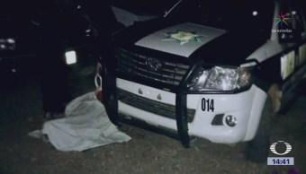 Hallan Cuerpo Jefe Policía Chilapa, Guerrero