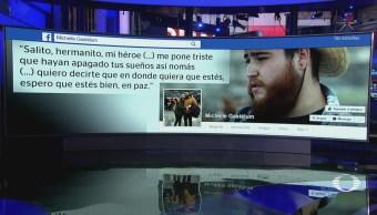 Hermana Cineasta Asesinado Agradece Solidaridad Gente