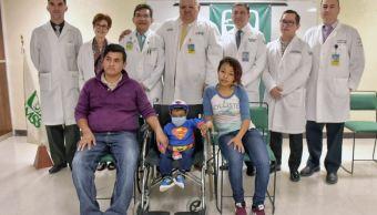 imss trasplante higado hijo donador vivo