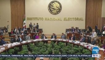 Ine Formato Segundo Debate Candidatos Presidenciales