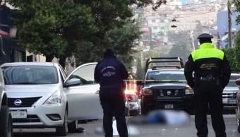 Intento de robo de auto en Naucalpan deja dos muertos