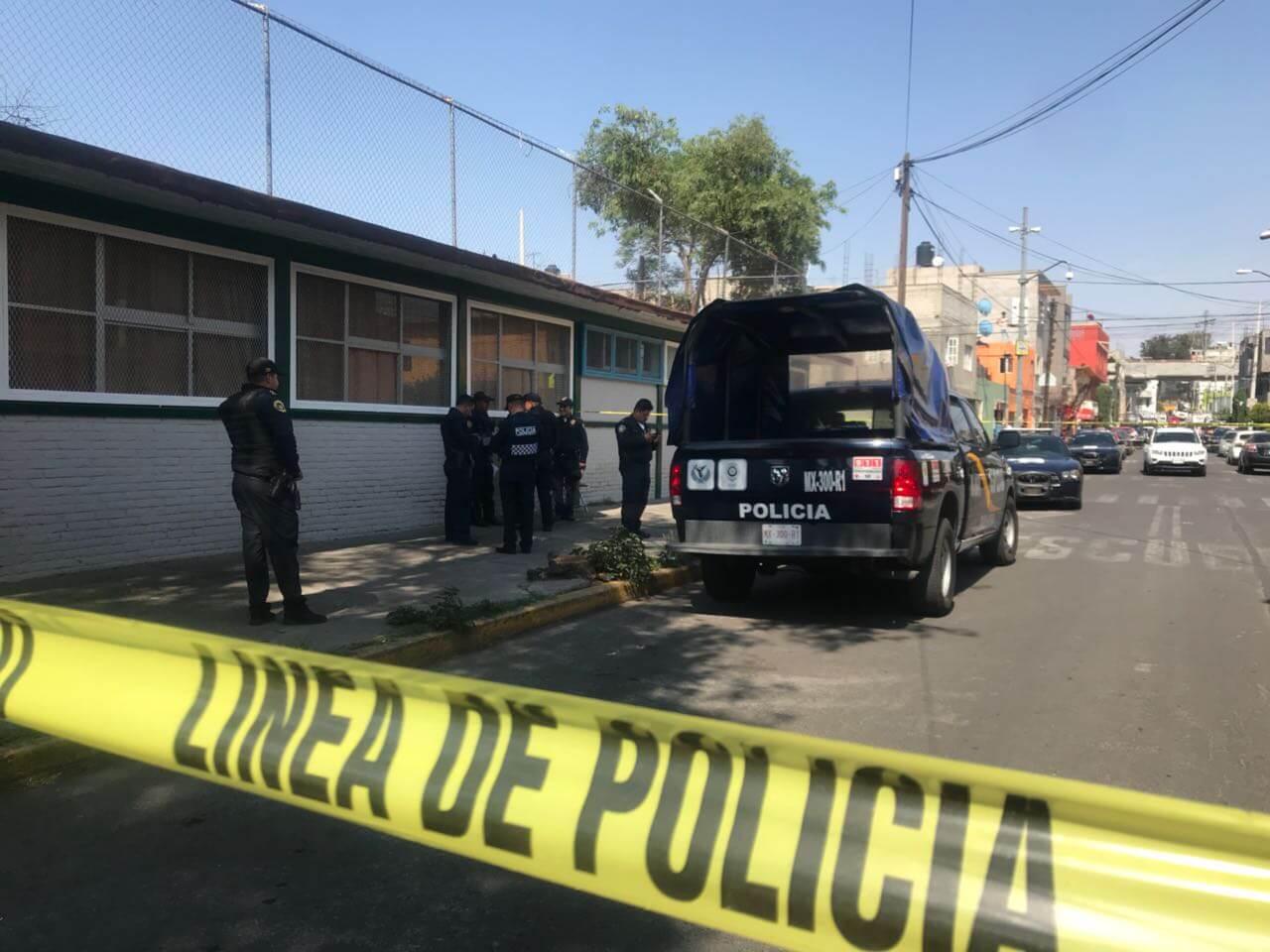 Balacera en la col. Estrella de la delegación Iztapalapa; tres hombres mueren