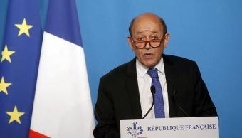 Francia anuncia destrucción de mayor parte de arsenal químico sirio
