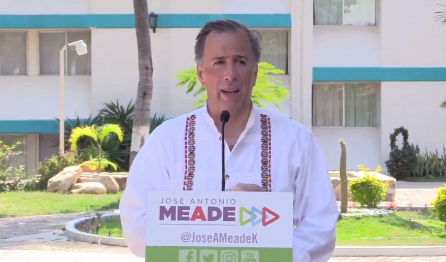 Meade responsabiliza a AMLO por agresiones de CNTE en Oaxaca