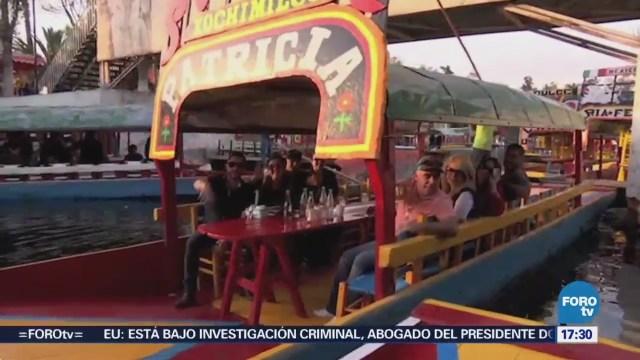 Paseos Turísticos Trajineras Canales Xochimilco