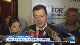 José Ramón Amieva Lamenta Asesinato Estudiantes Jalisco