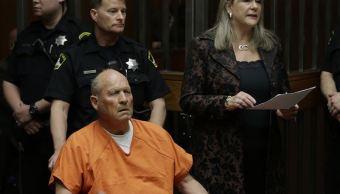 Dictan primeros cargos a DeAngelo, el asesino y violador serial de California