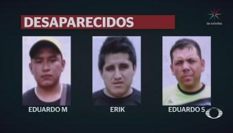 Jóvenes Desaparecidos Tlaxcala Fueron Detenidos Policías