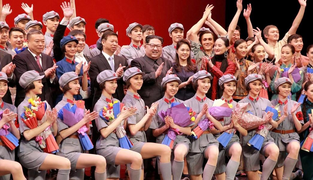 'Kim Jong-un tiene mucho sentido del humor', dice ministro surcoreano