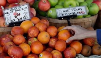 La inflación interanual en EU sube en marzo