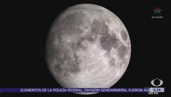 La NASA difunde recorrido virtual por la Luna