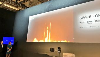 Despega el satélite europeo Sentinel B3