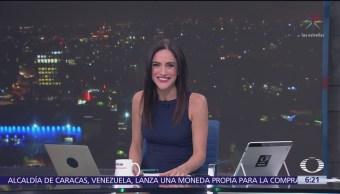 Las noticias, con Danielle Dithurbide: Programa del 16 de abril del 2018