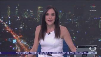 Las noticias, con Danielle Dithurbide: Programa del 23 de abril del 2018