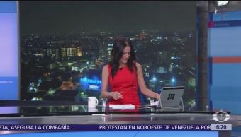 Las noticias, con Danielle Dithurbide: Programa del 24 de abril del 2018