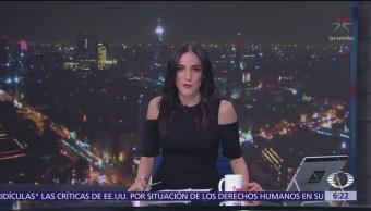 Las noticias, con Danielle Dithurbide: Programa del 25 de abril del 2018