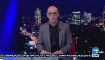 Las Noticias con Julio Patán Programa del 23 de abril de 2018