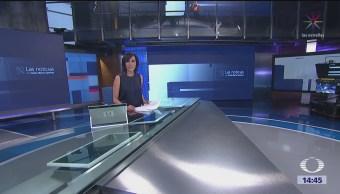 Las Noticias, con Karla Iberia: Programa del 12 de abril de 2018