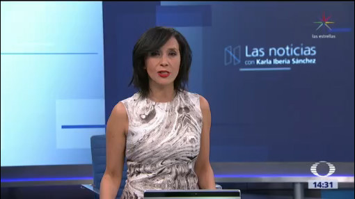 Las Noticias, con Karla Iberia: Programa del 17 de abril de 2018