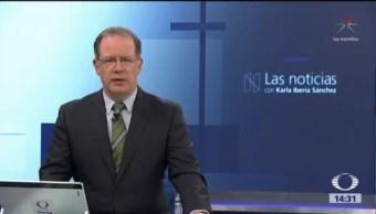 Las Noticias, con Karla Iberia Programa del 20 de abril de 2018