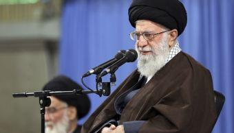 iran llama criminales lideres eu francia y reino unido