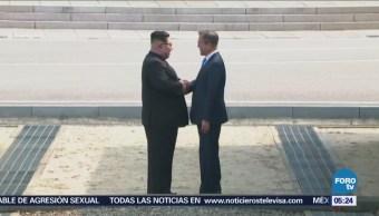 Líderes coreanos firmarán acuerdo de paz antes de fin de año