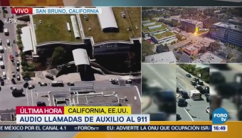 Llamadas Auxilio 911 Tiroteo Sede Youtube