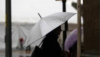 Alerta amarilla por lluvia en 9 delegaciones de la CDMX
