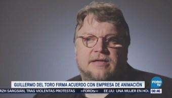 #LoEspectaculardeME: Guillermo del Toro firma acuerdo con empresa de animación