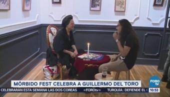#LoEspectaculardeME: Mórbido Fest reconoce a Guillermo del Toro