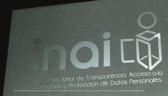 INAI pide a PGR dar a conocer contrato sobre software