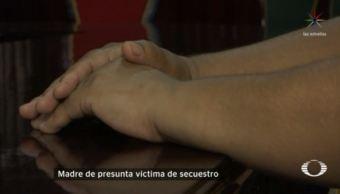 Habla madre de joven que desaparecidos de Tlaxcala presuntamente intentaron llevarse