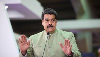Maduro anuncia restablecimiento relaciones Venezuela Panamá