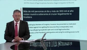 Trump ordena desplegar a la Guardia Nacional en la frontera con México