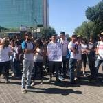 marchan guadalajara estudiantes cine asesinados