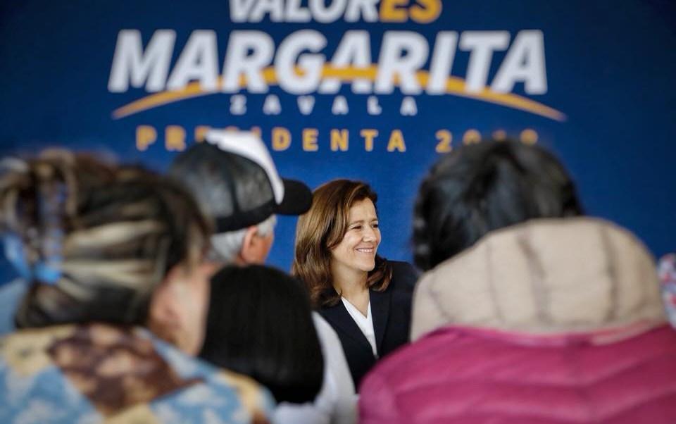 Zavala devolverá INE recursos oficiales para financiamiento de campaña