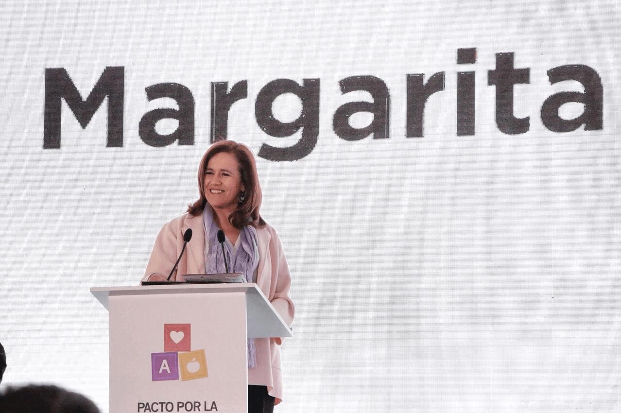 Combatir la inseguridad, principal propuesta de Margarita