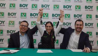 Mariana Boy habla de construir una nueva línea de Metro