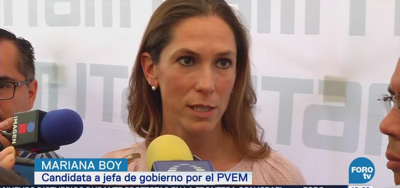 Mariana Boy Exige Rendición Cuentas Apoyos Damnificados Sismo