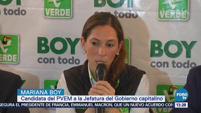 Mariana Boy reprueba planes de adversarios sobre infraestructura del Metro CDMX
