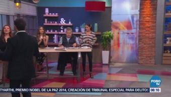 Matutino Express del 17 de abril con Esteban Arce (Parte 1)