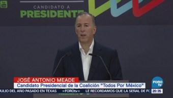 Meade Invita Ríos Piter Sumarse Campaña