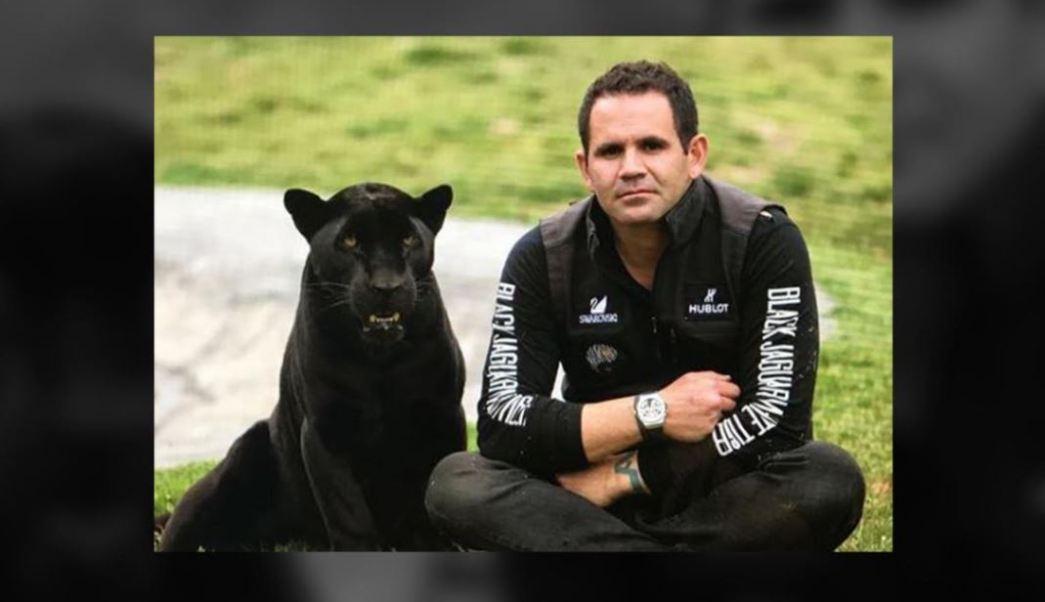 Empresario mexicano funda 'Black Jaguar- White Tiger', santuario para felinos en cautiverio